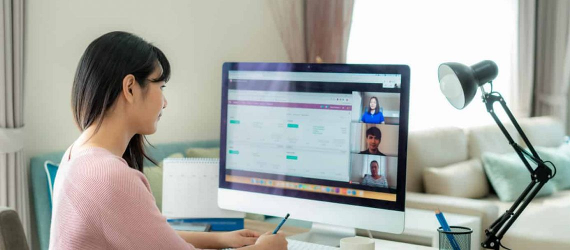 Virtual Meetings When Working From Home